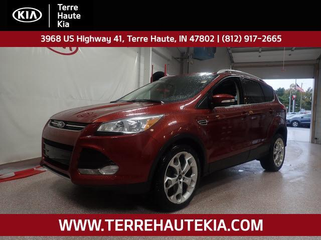 2015 Ford Escape FWD 4dr Titanium Terre Haute IN