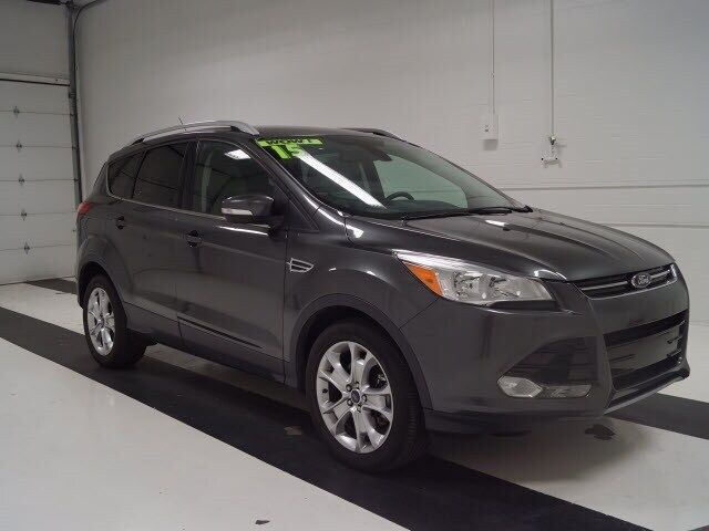 2015 Ford Escape FWD 4dr Titanium Topeka KS