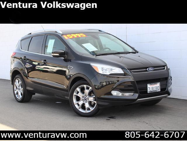 2015 Ford Escape FWD 4dr Titanium Ventura CA