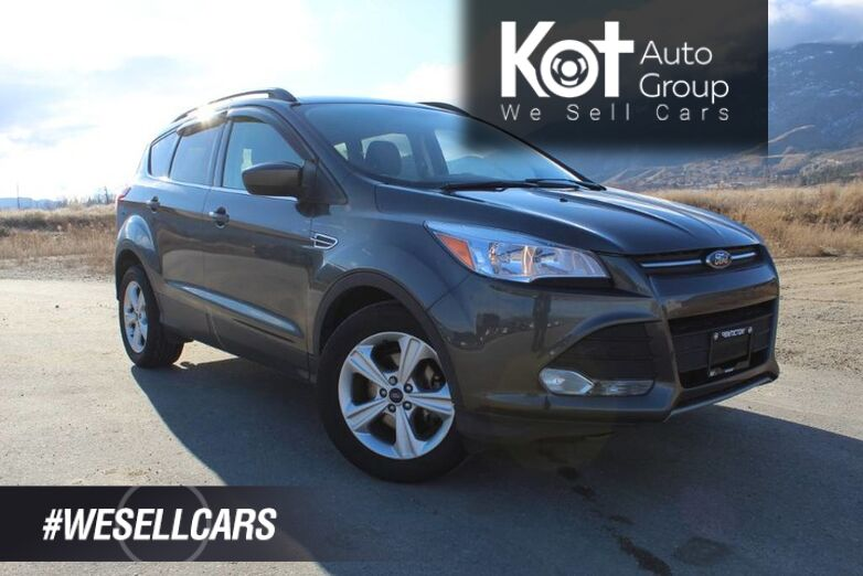 2015 Ford Escape FWD SE, Heated Front Seats Kelowna BC
