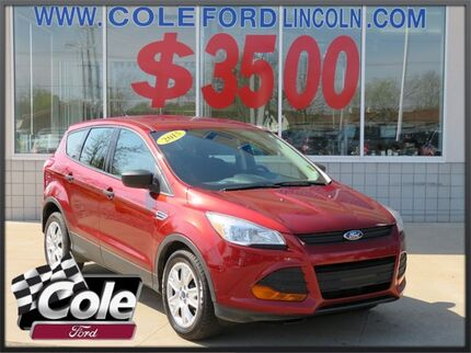 2015_Ford_Escape_S_ Southwest MI
