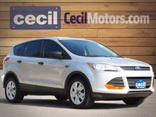 2015_Ford_Escape_S_  TX