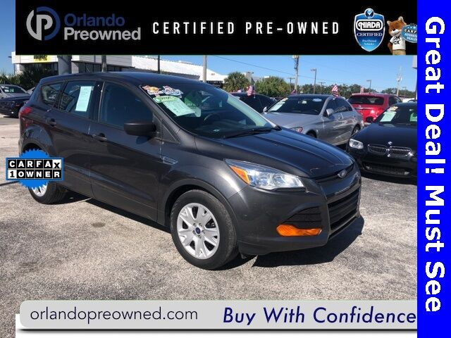 2015 Ford Escape S Orlando FL