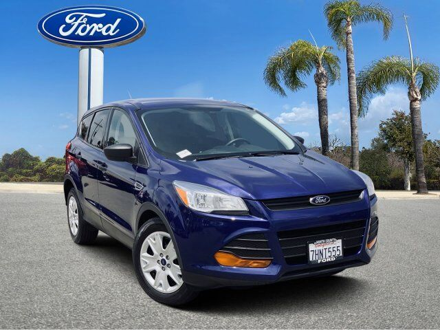 2015_Ford_Escape_S_ Vista CA