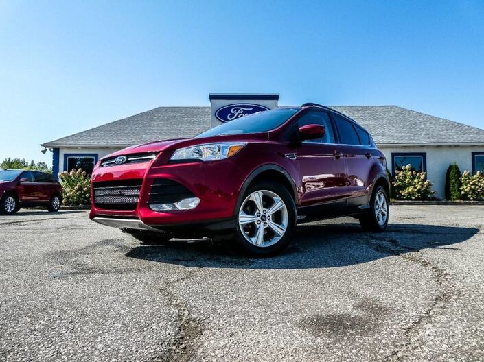 2015 Ford Escape SE- 1.6L- BLUETOOTH- HEATED SEATS- NAVIGATION- BACKUP CAMERA Essex ON