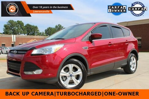 2015_Ford_Escape_SE_ Gainesville GA