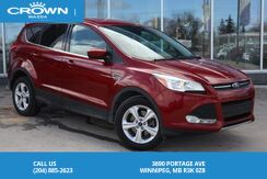 2015_Ford_Escape_SE * LOCAL TRADE IN WITH 100% CLEAN CARFAX REPORT*_ Winnipeg MB