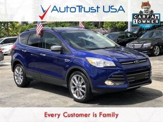 Ford Escape SE 1 OWNER LEATHER BACKUP CAM POWER SEAT BLUETOOTH 2015