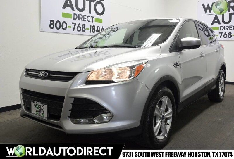 2015_Ford_Escape_SE 22k front wheel drive suv 1.6L Ecoboost Engine automatic_ Houston TX