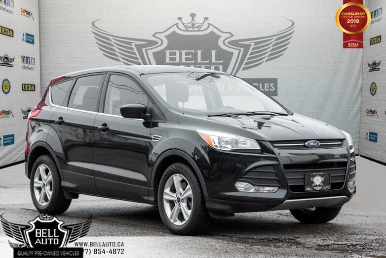 2015 Ford Escape SE, AWD, BACK-UP CAM, ALLOY, BLUETOOTH, USB, HEATED SEATS Toronto ON