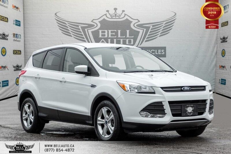 2015 Ford Escape SE, AWD, BACK-UP CAM, POWER SEAT, BLUETOOTH, SATELLITE RADIO