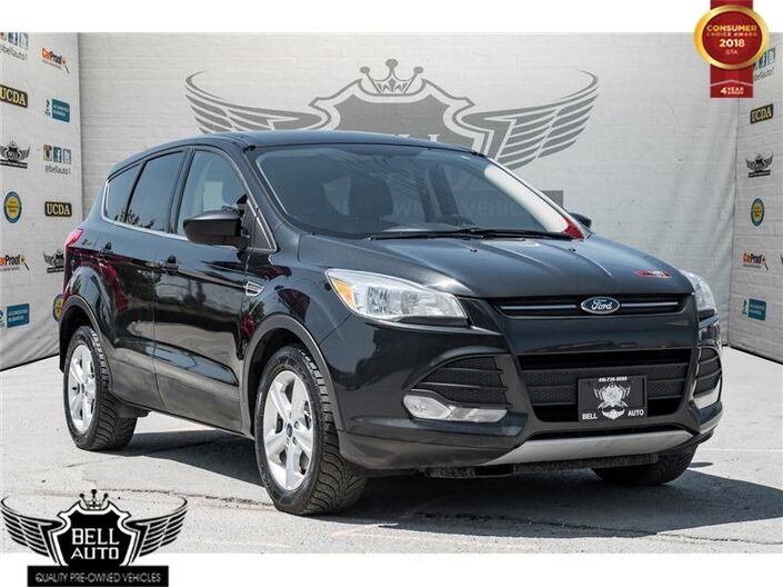 2015 Ford Escape SE BACK-UP CAMERA BLUETOOTH 4WD ALLOY WHEELS Toronto ON