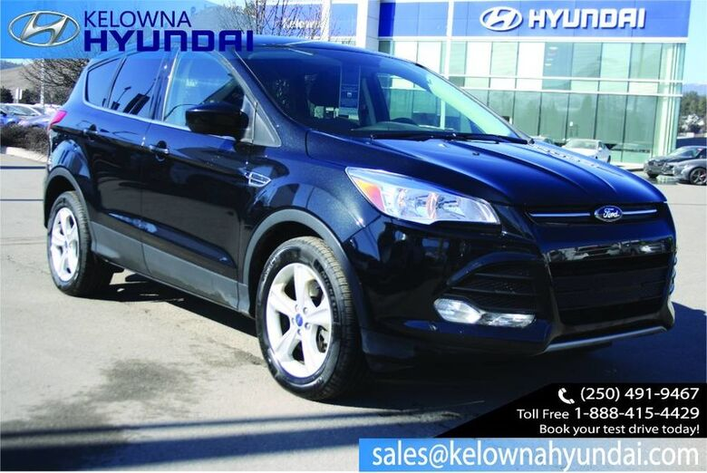 2015 Ford Escape SE Bluetooth, Back up cam, Heated seats Kelowna BC