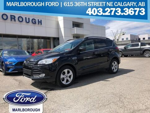 2015_Ford_Escape_SE_ Calgary AB