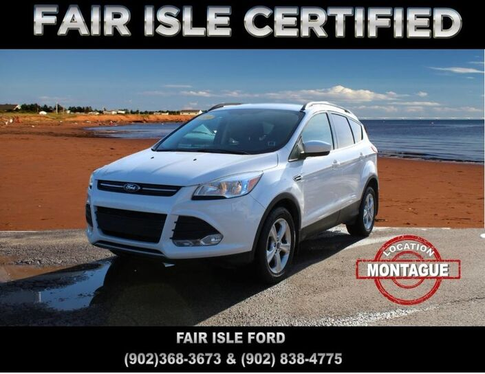 2015 Ford Escape SE Charlottetown PE