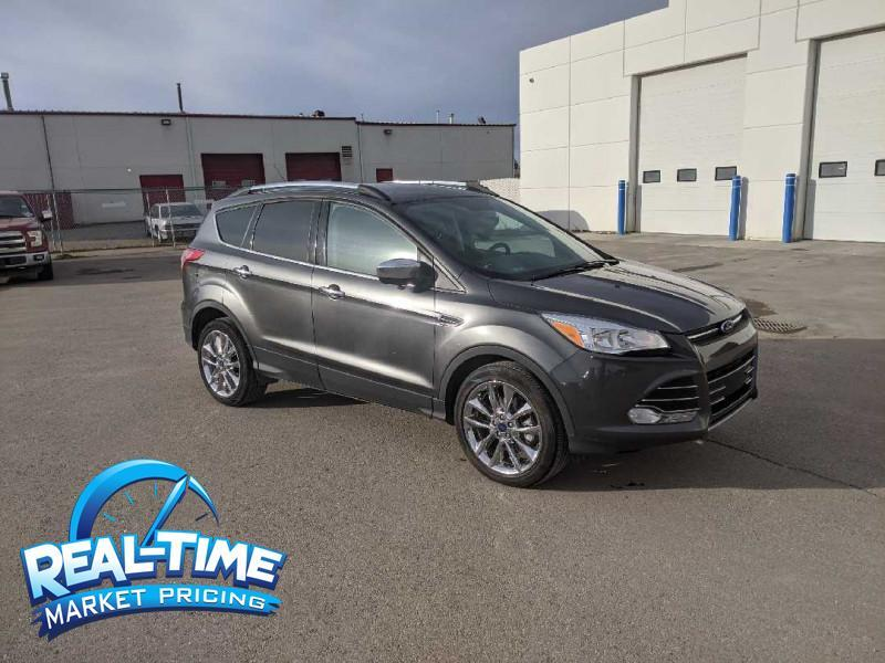 2015_Ford_Escape_SE_ Claresholm AB