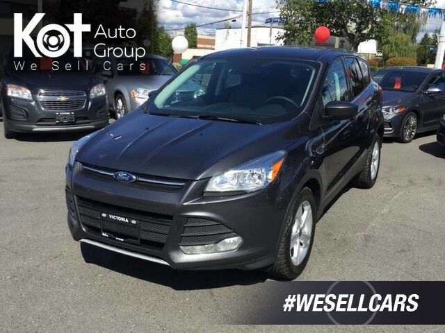 2015 Ford Escape SE FWD Backup Camera, Heated Front Seats Kelowna BC