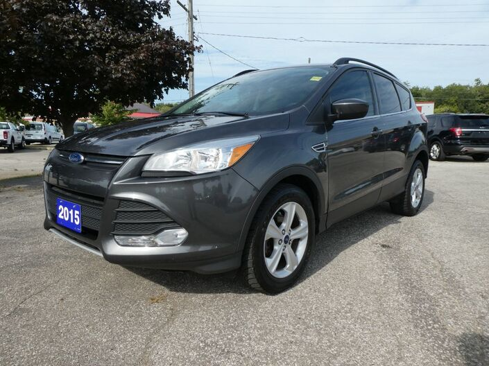 2015 Ford Escape SE Heated Seats Navigation Big Screen Essex ON