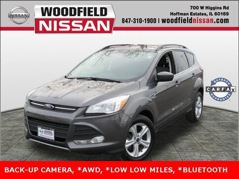 2015_Ford_Escape_SE_ Hoffman Estates IL