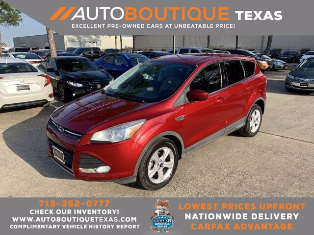 2015 Ford Escape SE Houston TX
