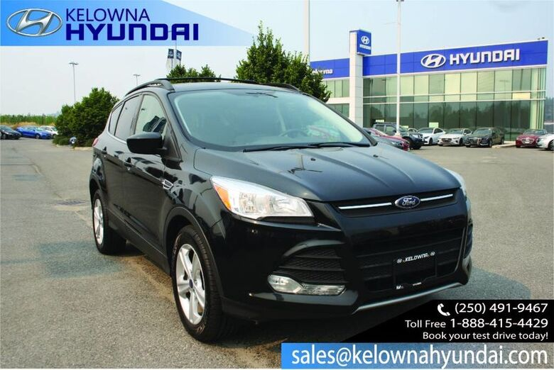 2015 Ford Escape SE Kelowna BC