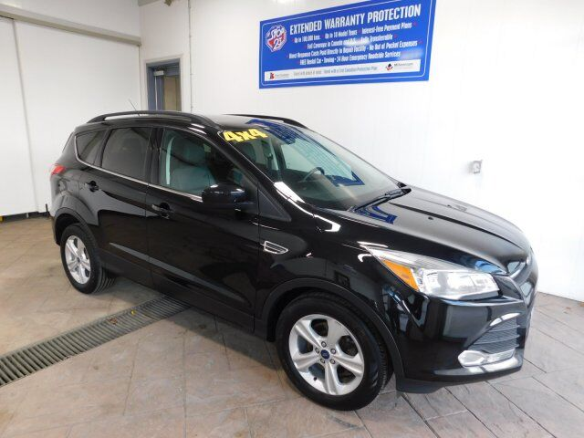 2015 Ford Escape SE LEATHER NAVI SUNROOF Listowel ON