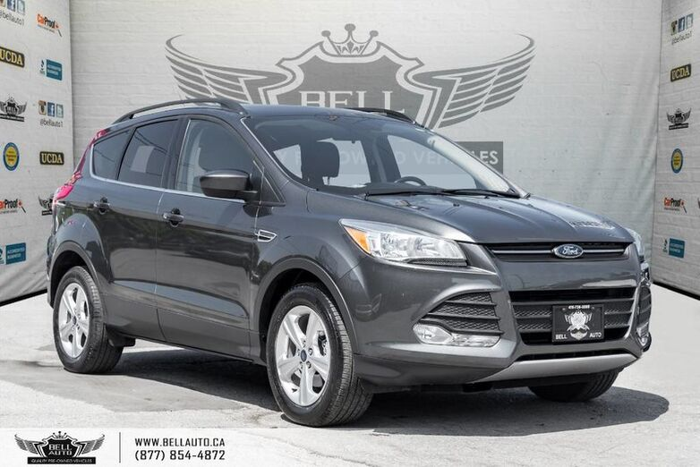 2015 Ford Escape SE, NAVI, LEATHER, POWER SEATS, BLUETOOTH Toronto ON