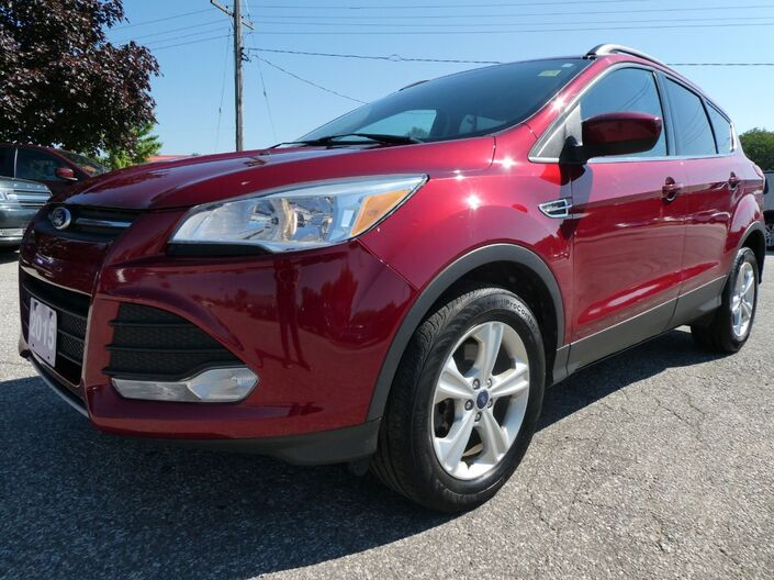 2015 Ford Escape SE Navigation Heated Seats Remote Start Essex ON