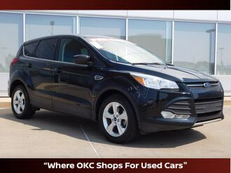 2015_Ford_Escape_SE_ Oklahoma City OK