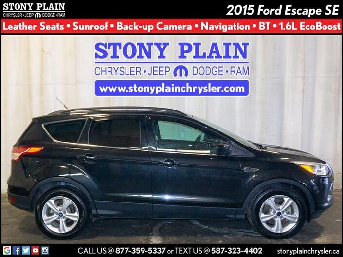 2015 Ford Escape SE Stony Plain AB