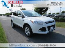 2015_Ford_Escape_SE_ Winchester VA
