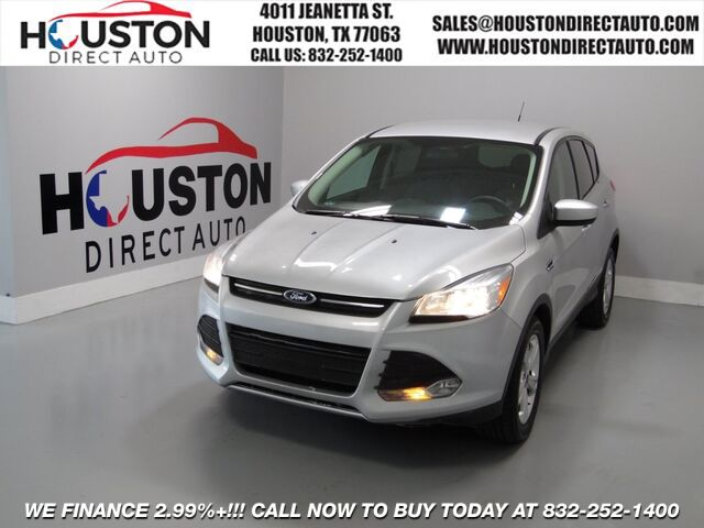 2015 Ford Escape SE Houston TX