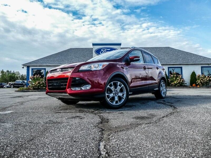 2015 Ford Escape Titanium- 4X4- PANORAMIC SUNROOF- LEATHER- NAVIGATION Essex ON