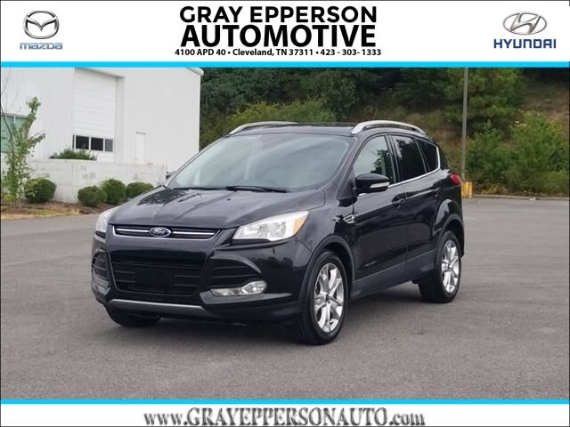 2015 Ford Escape Titanium Cleveland TN