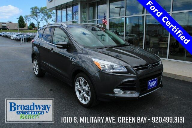 2015 Ford Escape Titanium Green Bay WI