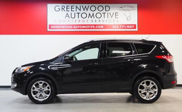 2015 Ford Escape Titanium Greenwood Village CO