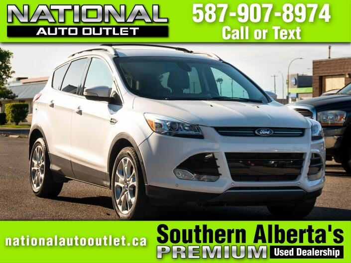 2015 Ford Escape Titanium Lethbridge AB