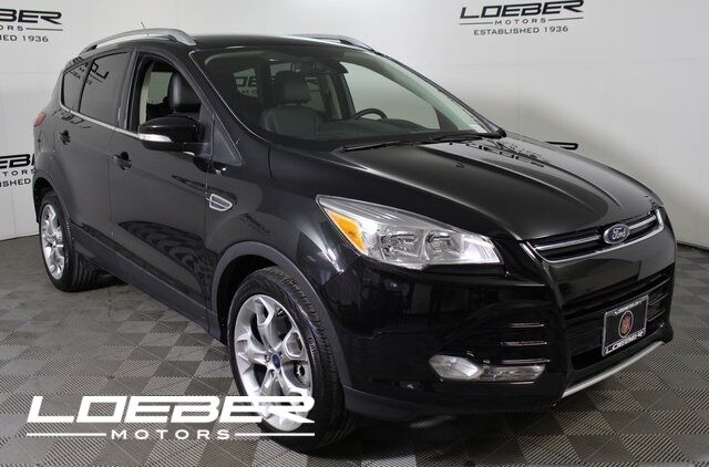 2015 Ford Escape Titanium Chicago IL
