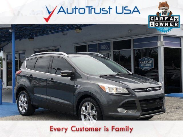 2015 Ford Escape Titanium Miami FL