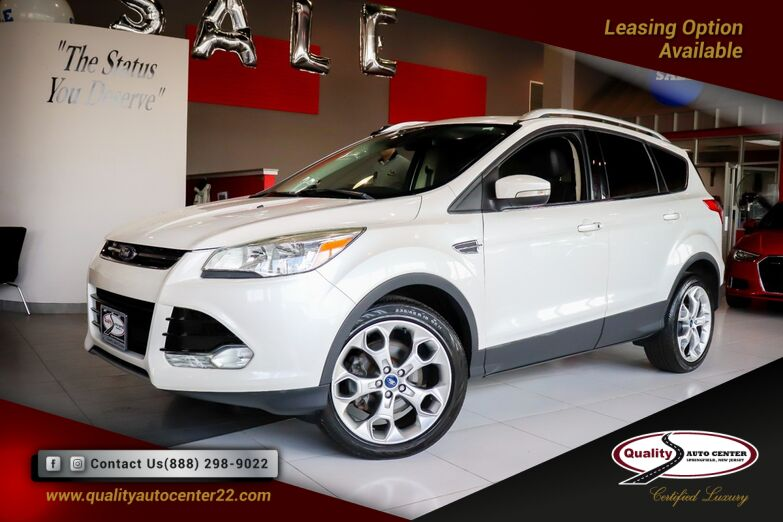 2015 Ford Escape Titanium Nav, 19'' Wheels, Tow Package, Panorama Roof Springfield NJ