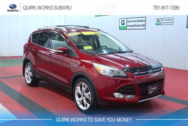 2015 Ford Escape Titanium Braintree MA