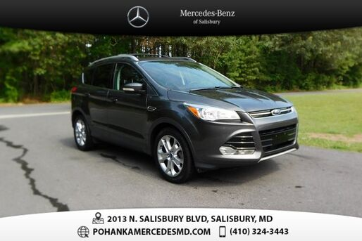 2015_Ford_Escape_Titanium_ Salisbury MD