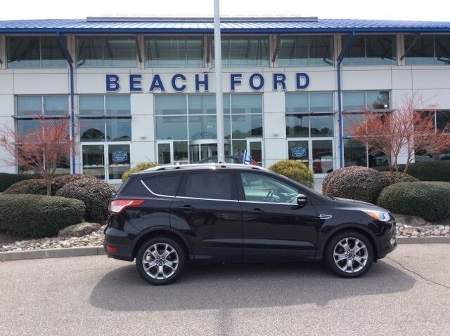 2015 Ford Escape Titanium Suffolk VA