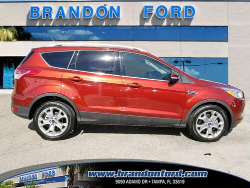 2015 Ford Escape Titanium Tampa FL