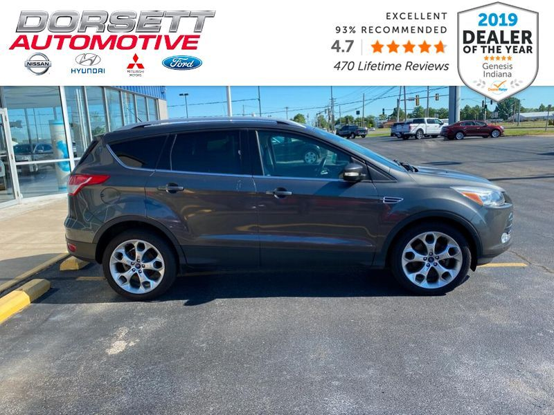 2015 Ford Escape Titanium Marshall IL