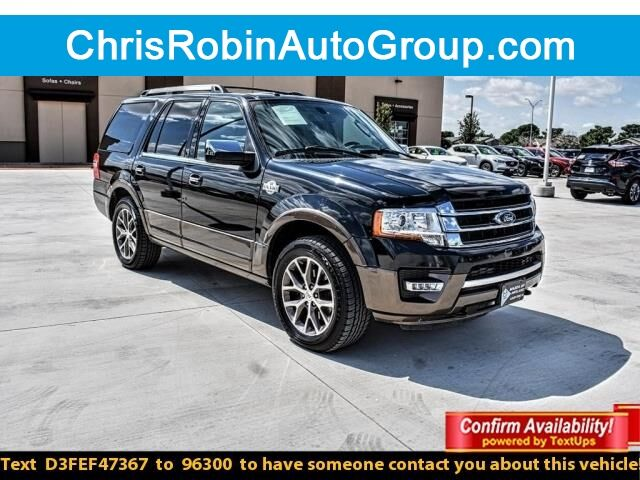 2015 Ford Expedition 4WD 4DR KING RANCH Midland TX
