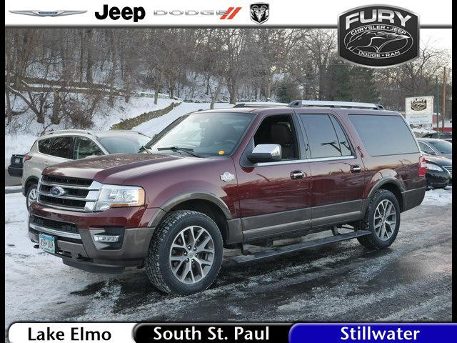 2015 Ford Expedition EL 4WD 4dr King Ranch Lake Elmo MN