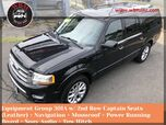 2015 Ford Expedition EL 4WD Limited