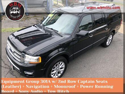 2015_Ford_Expedition EL_4WD Limited_ Arlington VA