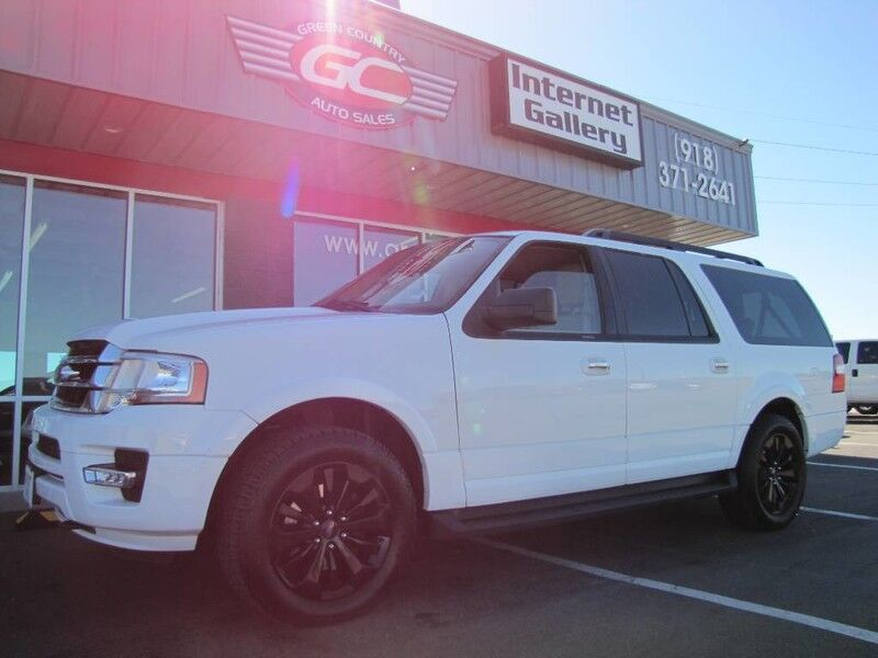 2015 Ford Expedition EL 4x4
